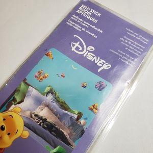 Disney Wall Art - Disney Wall Winnie the Pooh Wall Decals Stickers